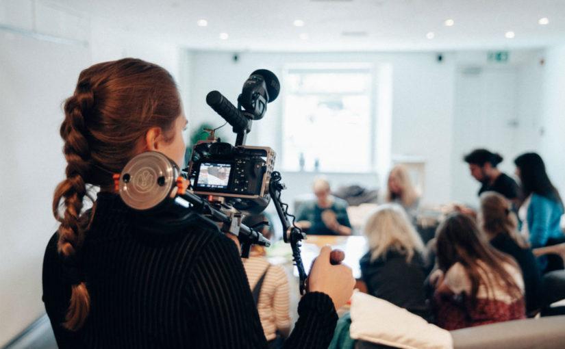 riprese video professionali