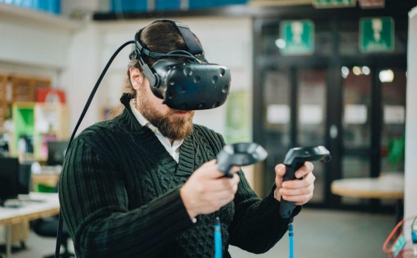 video VR