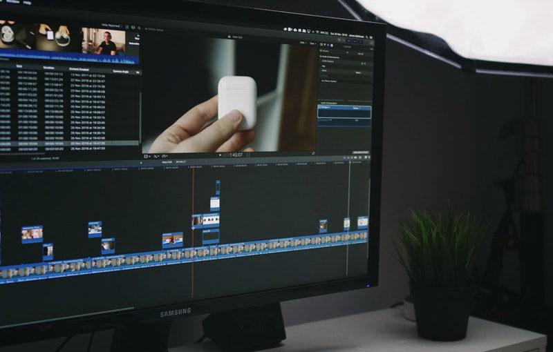servizio post produzione video